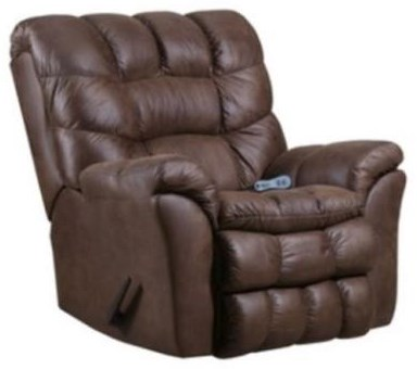 678 Rocker Recliner- Heat & Massage by United Furniture Industries at Furniture Fair - North Carolina