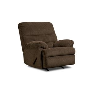 United Furniture Industries 683 United Dory Rocker Recliner