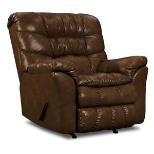 United Furniture Industries 689 Casual Rocker Recliner