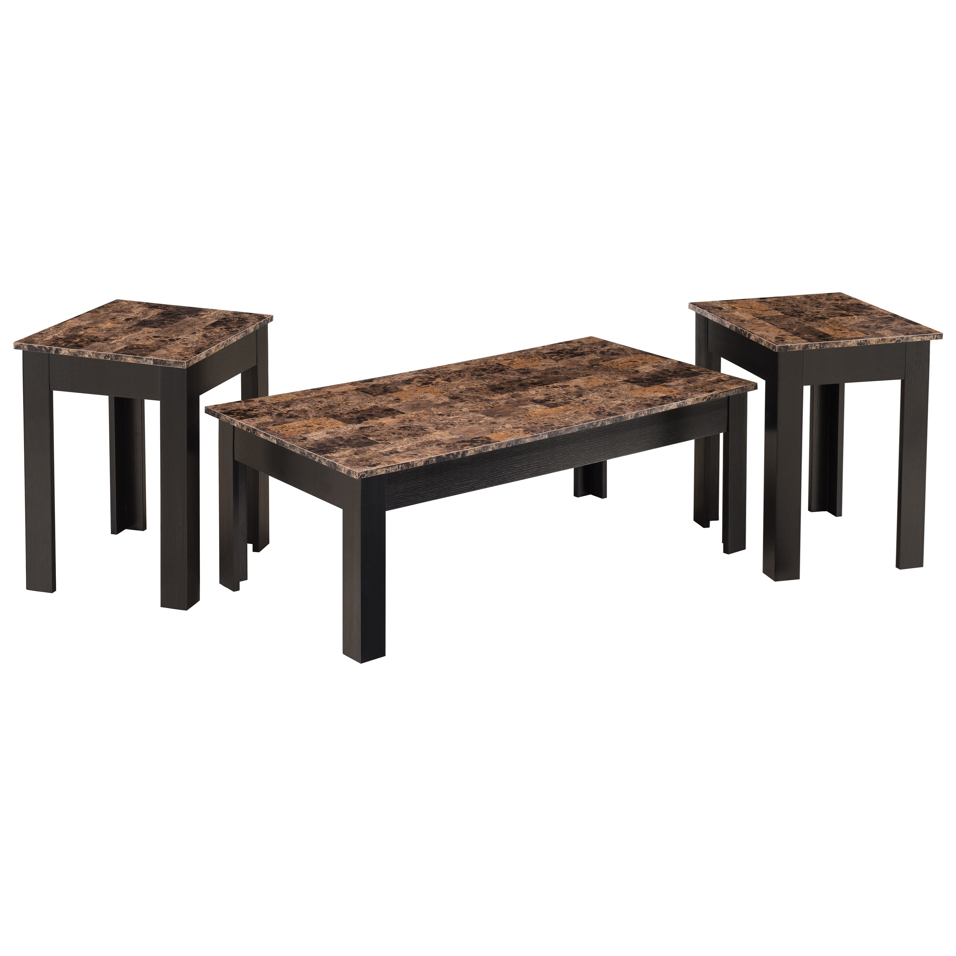 Simmons Upholstery 7108 3 Piece Occasional Table Set - Item Number: 7108-43