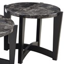 United Furniture Industries 7033 End Table - Item Number: 7033-47
