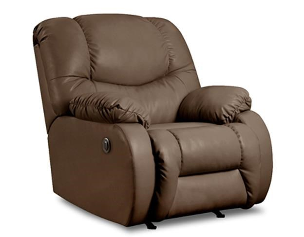 Simmons Upholstery 706 Rocker Recliner - Item Number: 706PCHOC