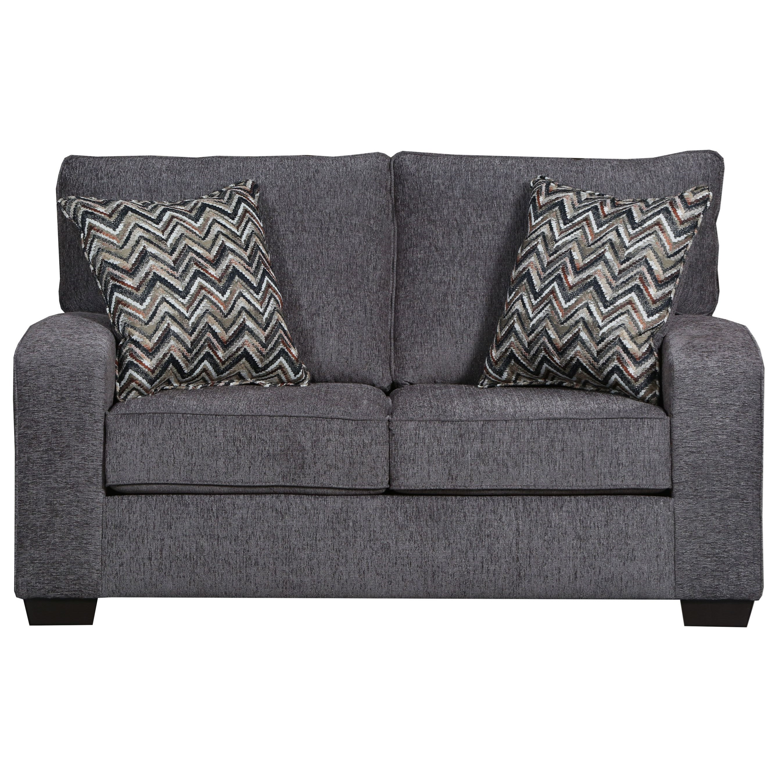 7077 Loveseat by United Furniture Industries at Dream Home Interiors