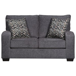 United Furniture Industries 7077 Love Seat