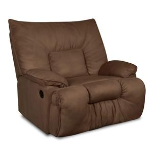Umber JAGUAR Cuddler Recliner