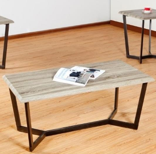 7306 Rectangular Cocktail Table by United Furniture Industries at Dream Home Interiors
