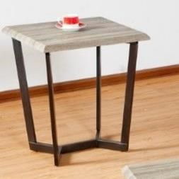 7306 Square End Table by United Furniture Industries at Dream Home Interiors