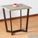 United Furniture Industries 7306 Square End Table - Item Number: 7306EndTable