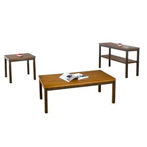 Simmons Upholstery Payton Occasional Table Set - 7309-43