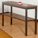 United Furniture Industries 7309 Console Table - Item Number: 7309-49