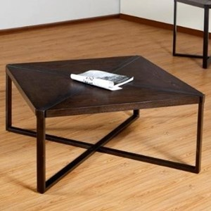 United Furniture Industries 7312 Square Cocktail Table