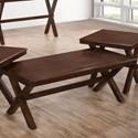 United Furniture Industries 7505 Coffee Table - Item Number: 7505-45