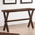 United Furniture Industries 7505 Console Table - Item Number: 7505-49