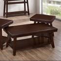 United Furniture Industries 7506 Rectangular Cocktail Table - Item Number: 7506-45