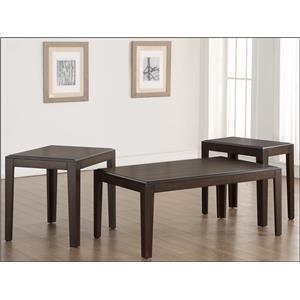 Simmons Upholstery Skylar 3 Pc Group - 7508-43