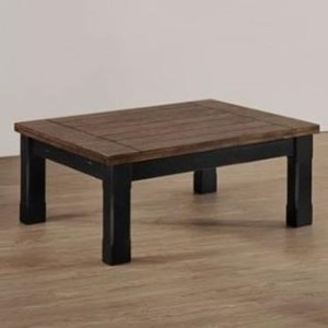 United Furniture Industries 7524 Square Cocktail Table