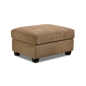 Simmons Upholstery 7533 BR Transitional Ottoman