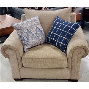 VFM Basics-ZZZ 7592BR Chair And A Quarter