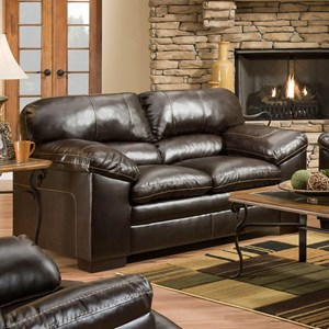 United Furniture Industries 8049 Casual Loveseat