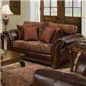 United Furniture Industries 8104 Love Seat - Item Number: 8104 LS Vino
