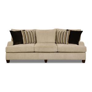 Simmons Upholstery 8520 Sofa