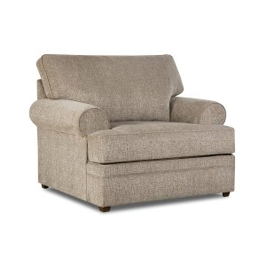 Simmons Upholstery 8530 Br 8530brchair Transitional Chair