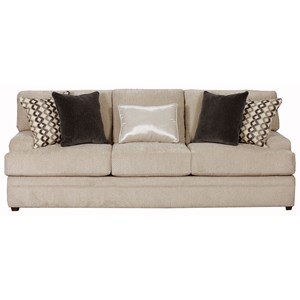 United Furniture Industries 8560 BR Casual Sofa