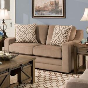 United Furniture Industries 8941BR Love Seat