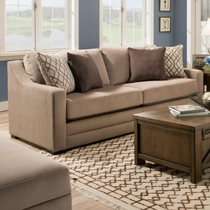 United Furniture Industries 8941BR Sofa