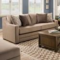 United Furniture Industries 8941BR Sofa - Item Number: 8941BRSofa-Abbington Shale