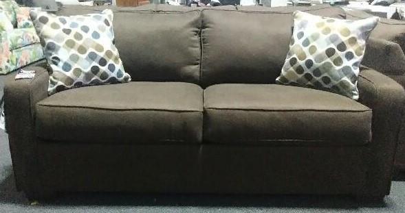 9025 Espresso Full Size Sleeper by United Furniture Industries at Furniture Fair - North Carolina