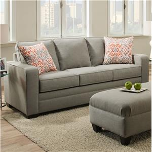 United Furniture Industries 9064 United Sofa