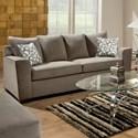 United Furniture Industries 9073 Sofa - Item Number: 9073-03