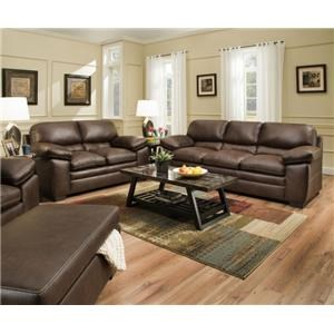 United Furniture Industries 9085 Sable Group shot
