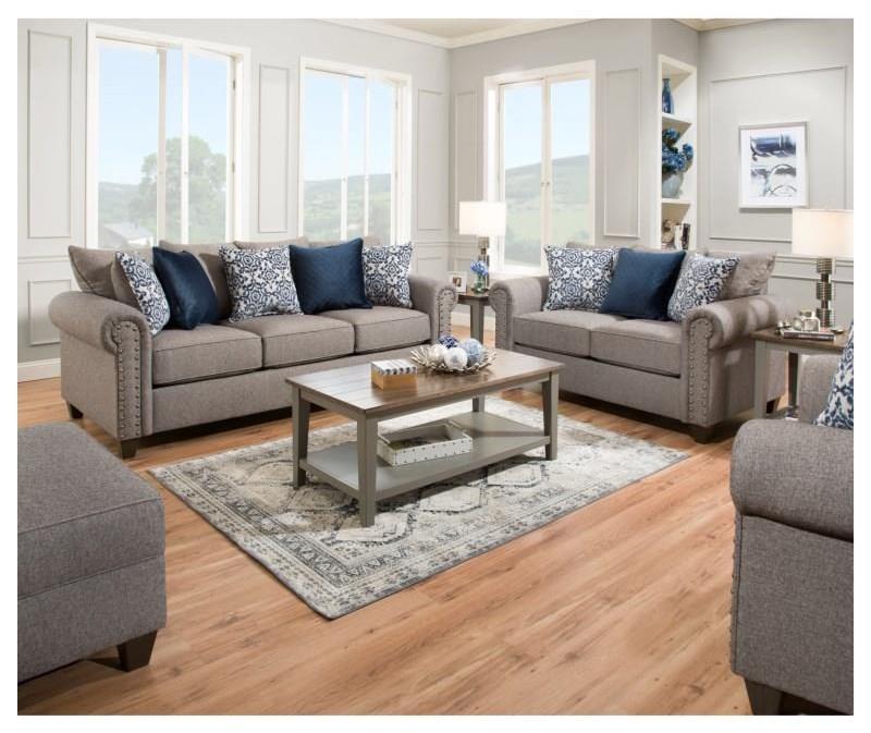 Transitional Sofa & Loveseat Living Room Gro