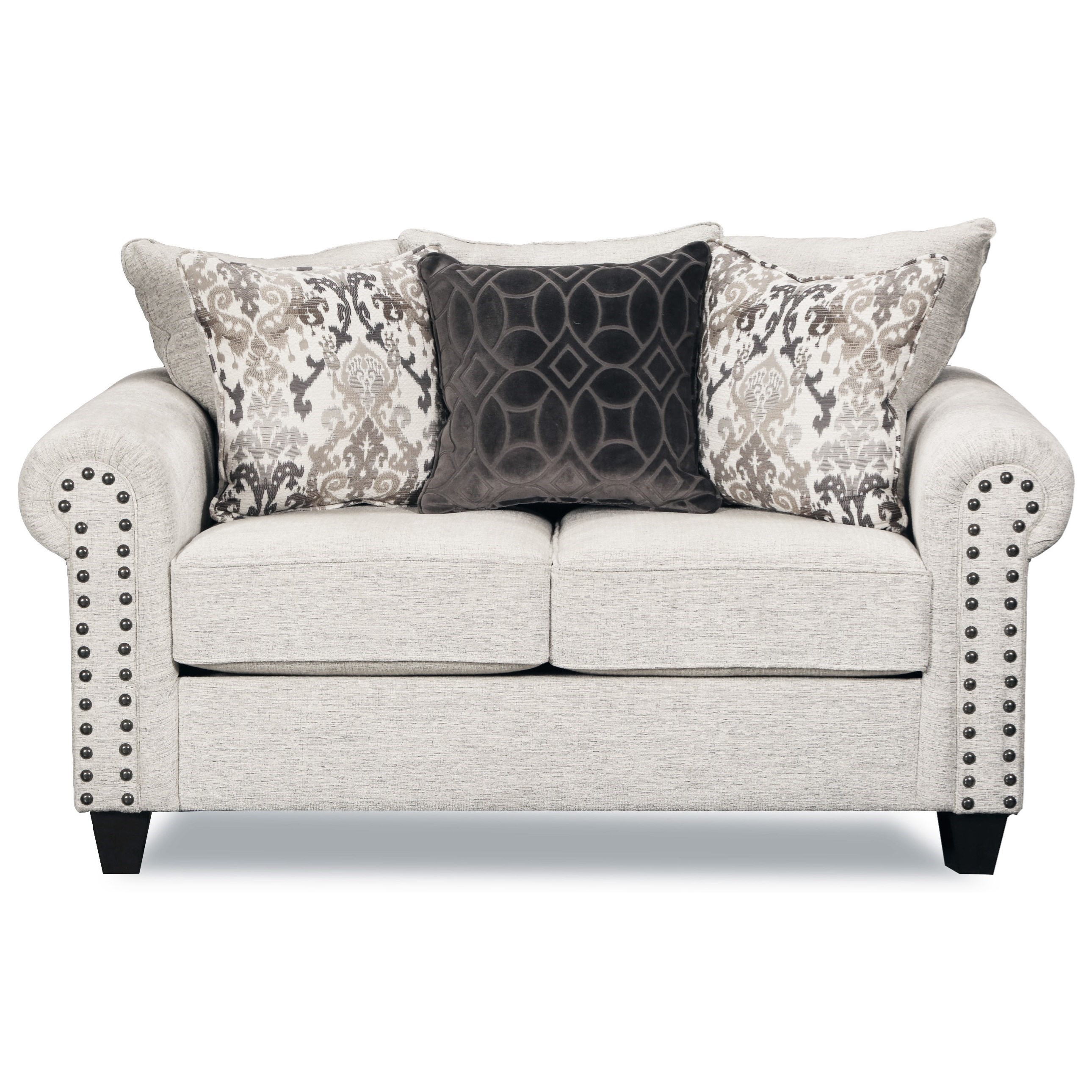 9175BR Love Seat by United Furniture Industries at Pilgrim Furniture City
