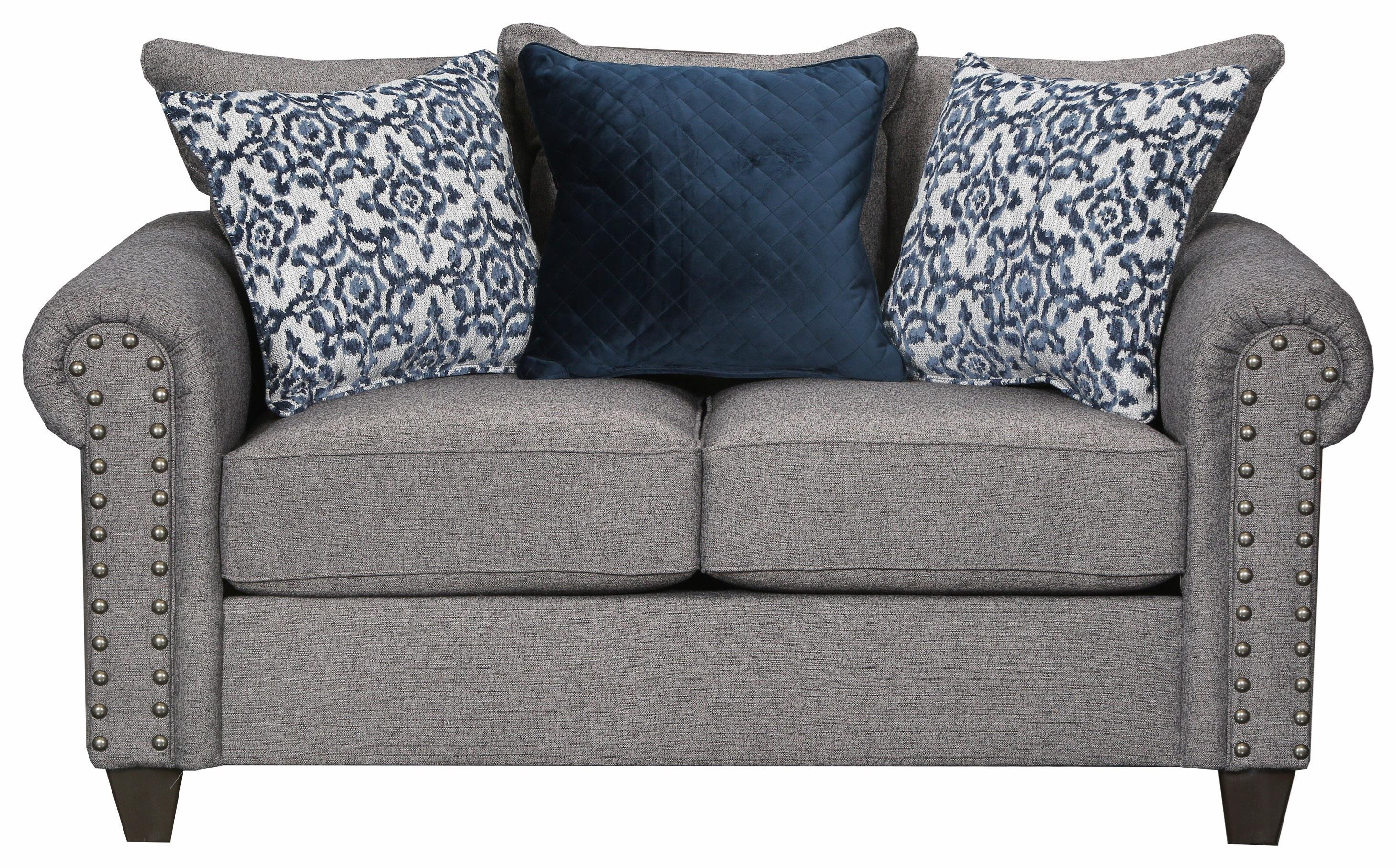 9175BR Love Seat by United Furniture Industries at Del Sol Furniture