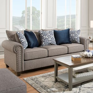 United Furniture Industries 9175BR Sofa