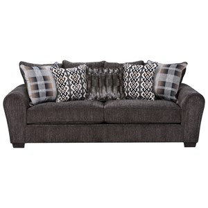 United Furniture Industries 9182BR Sofa