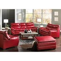 United Furniture Industries 9515 Stationary Living Room Group - Item Number: 9515 Cardinal Living Room Group 1