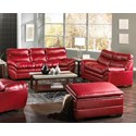 United Furniture Industries 9515 Stationary Living Room Group - Item Number: 9515 Cardinal Living Room Group 3