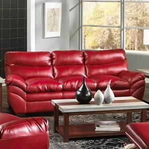 Simmons Upholstery 9515 Sofa