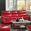 Simmons Upholstery 9515 Sofa - Item Number: 9515 Sofa Cardinal