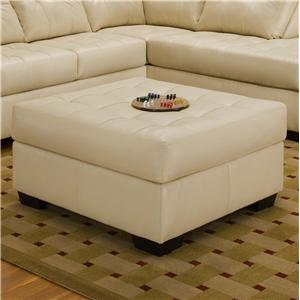 United Furniture Industries 9569 Cocktail Ottoman