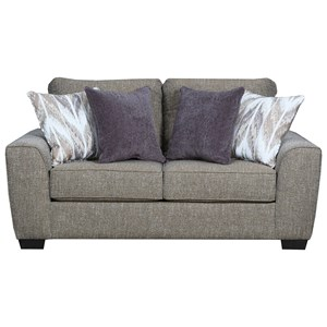 United Furniture Industries 9770BR Love Seat