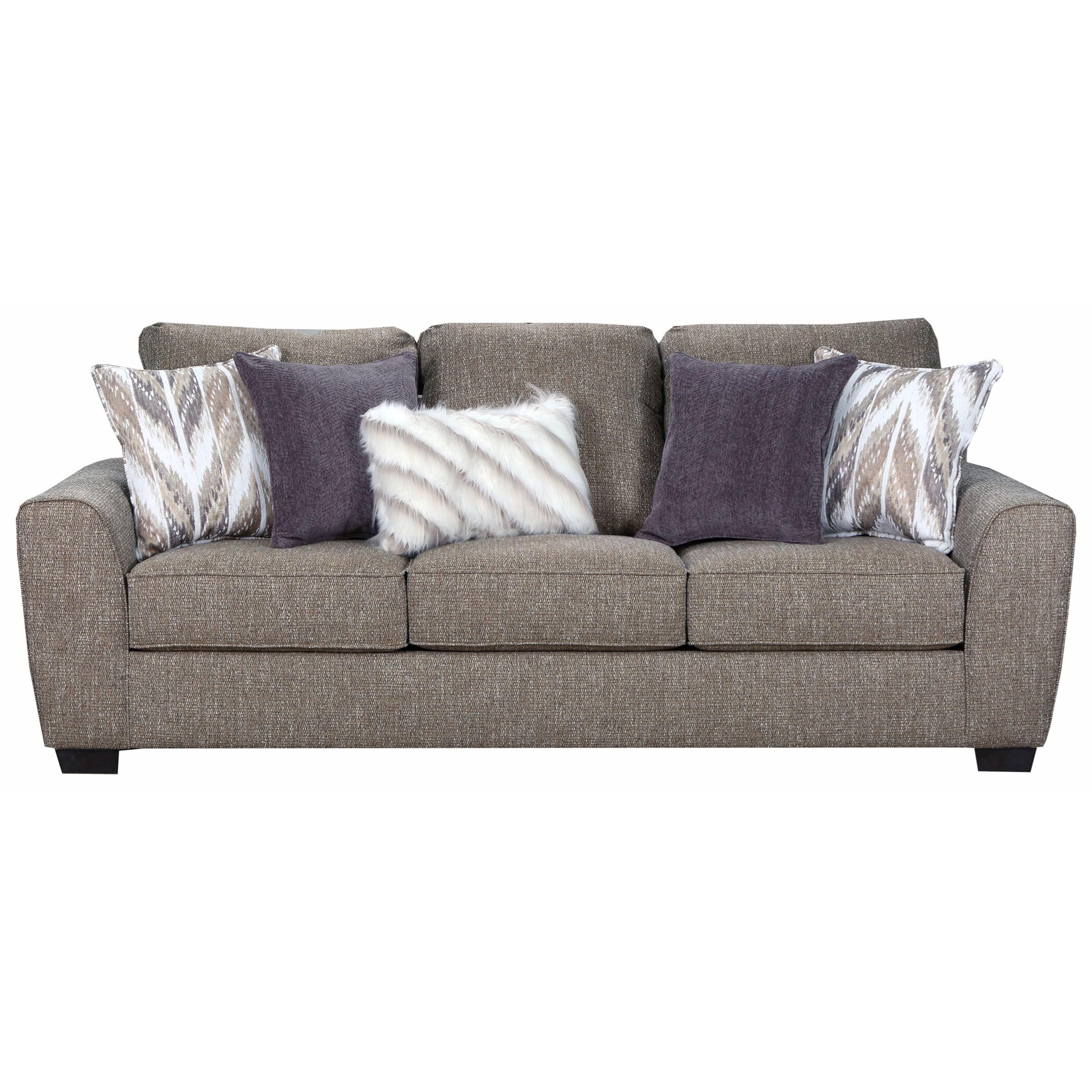 United Furniture Industries 9770BR Sofa - Item Number: 9770BRSofa-Paradise Sisal