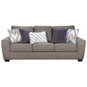 United Furniture Industries 9770BR Sofa
