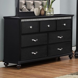 United Furniture Industries Hollywood 1007 Dresser