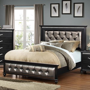 United Furniture Industries Hollywood 1007 Queen Bed