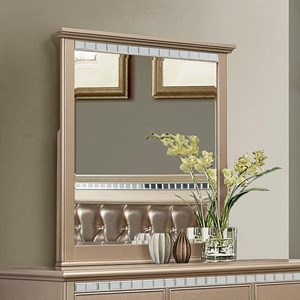 United Furniture Industries Hollywood 1008 Mirror